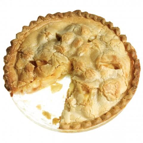 Apple Pie Missing One Slice