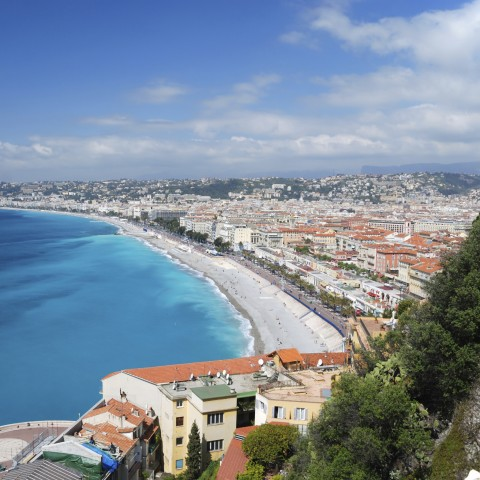 The City Of Nice