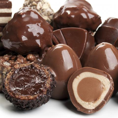 Decadent Chocolate Candies