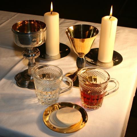 A Holy Sacrament