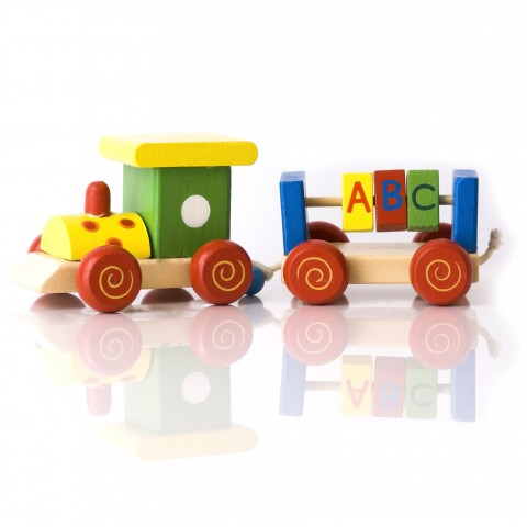 A Toy Train