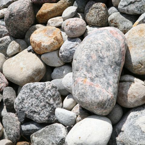 Many Rocks