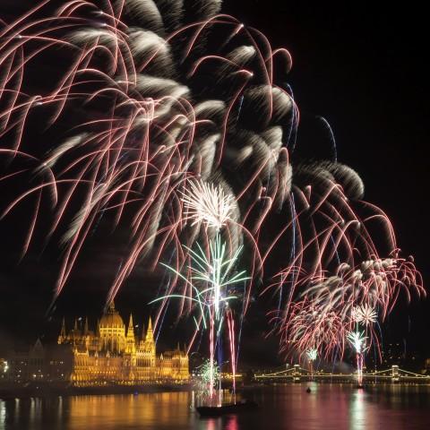St. Stephen's Day Fireworks