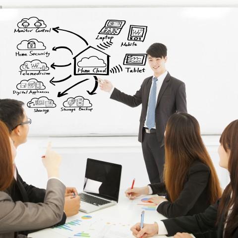 Customers Like Your Presentation. Good Job!