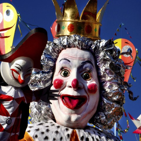 Clown Float
