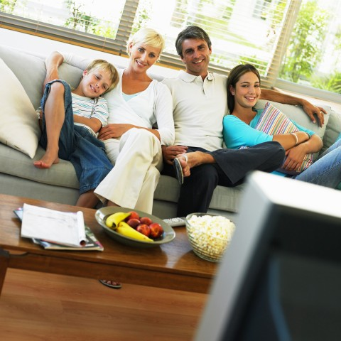 Filipino Families Still Prefer TV