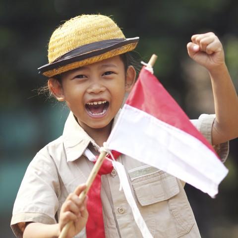 Little Child Smiling