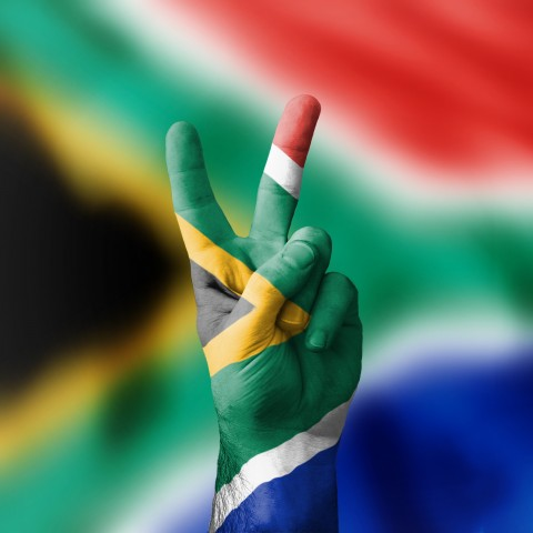 South African Flag Freedom Day