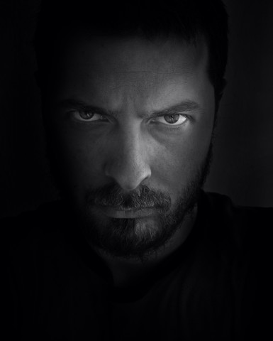 Angry Man in a Dark Room