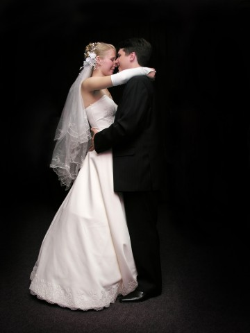 Bride and Groom Photoshoot