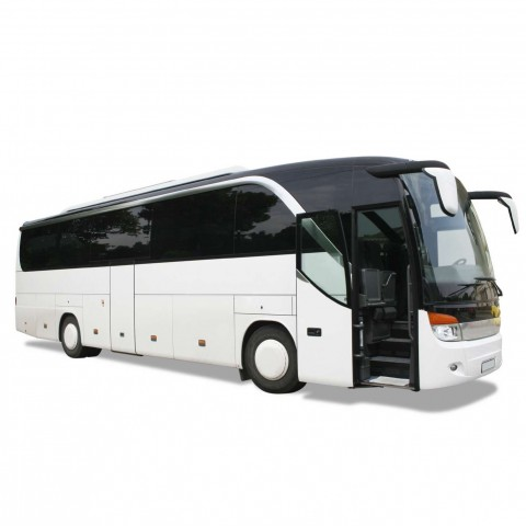 A Long-Distance Bus